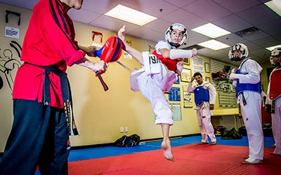 Katy Martial Arts | Blackdragdon Taekwondo