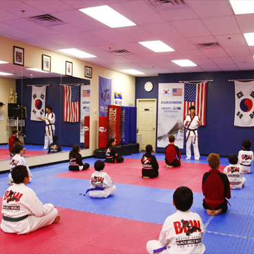 Blackdragon kids martial arts Katy Taekwondo